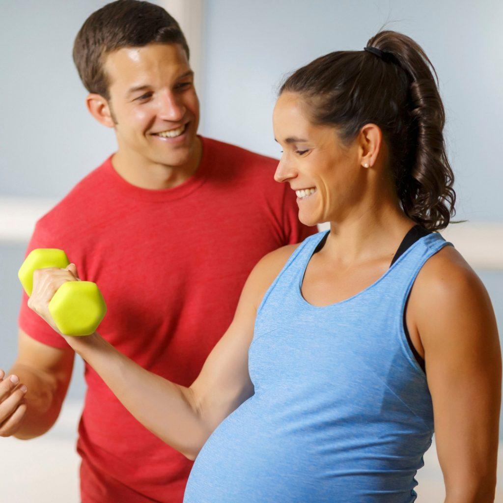 Vezbamo u trudnoci 2