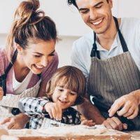 Samo zdravi slatkiši u ishrani dece!