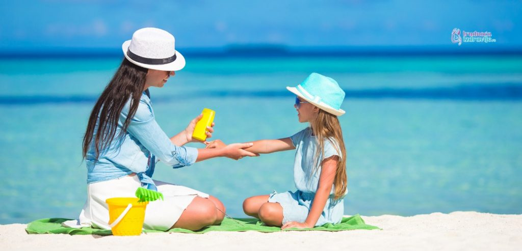 Zaštita od sunca kod dece sa atopijskim dermatitisom