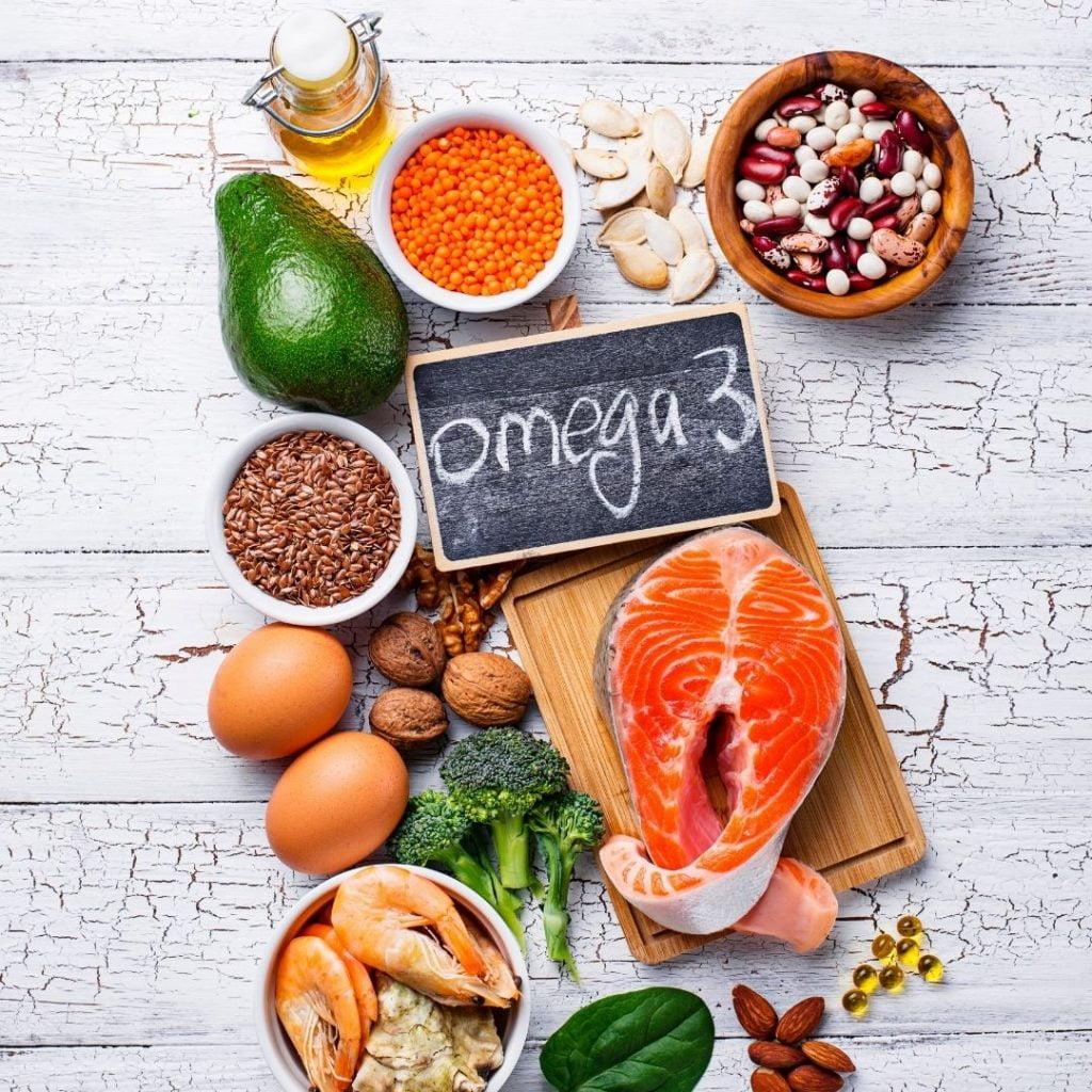 Omega 3 masne kiseline u hrani
