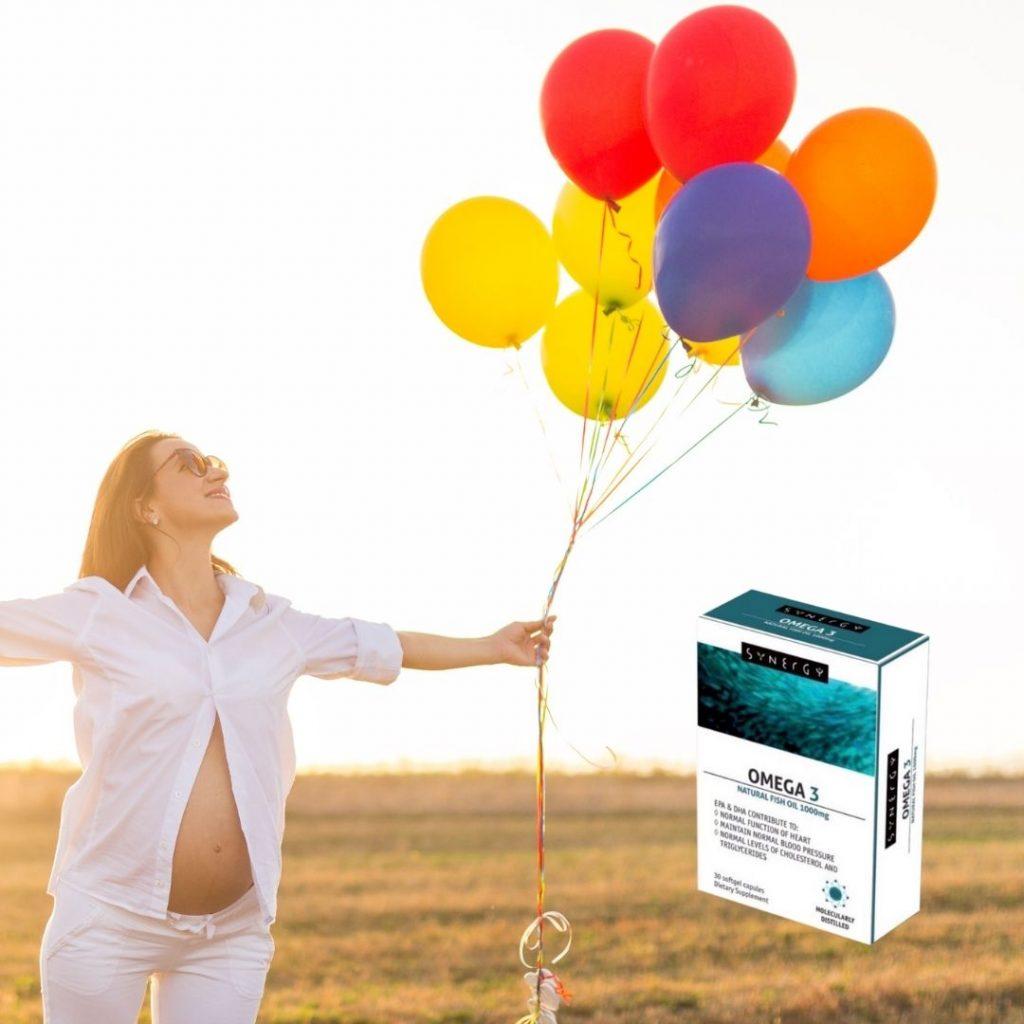 Omega 3 masne kiseline za trudnice, mame i tate