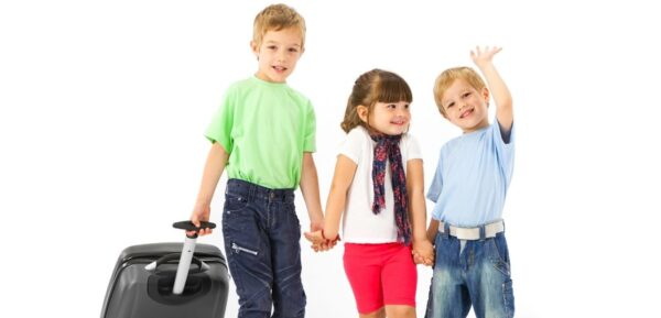 Kako da deca nemaju mucninu na putovanju