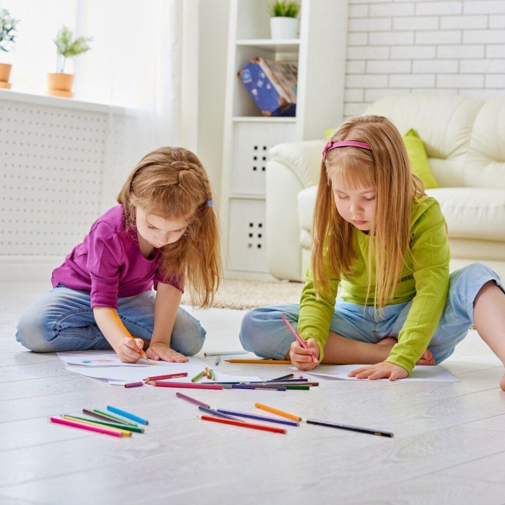 Art terapija za razvoj dece