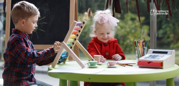 Art terapija za bolji razvoj dece i osnaživanje dece sa smetnjama
