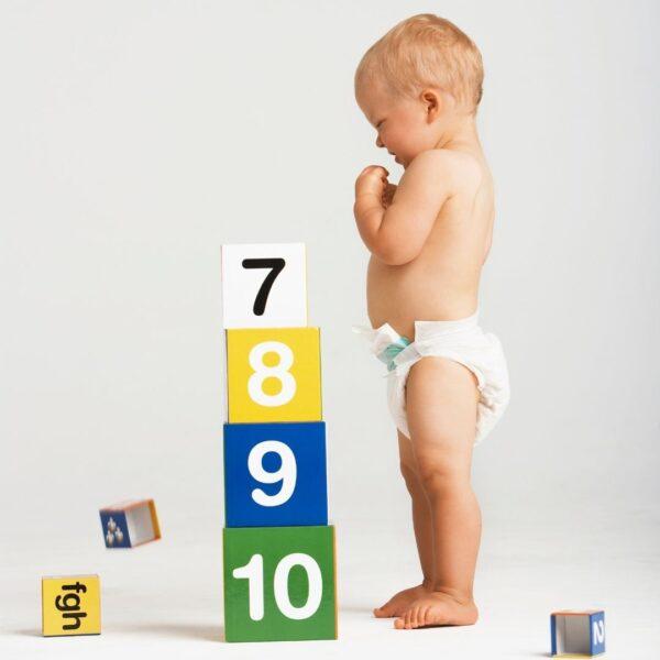 Kada Dete Uči Brojeve i Spoznaje Pojam i Simbol Broja?