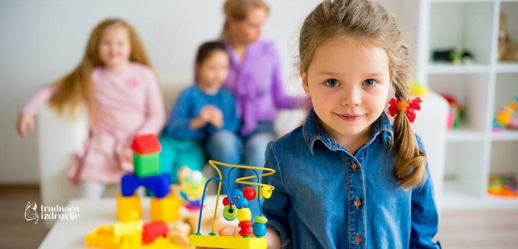 Adaptacija deteta i roditelja na vrtić