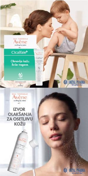 Oktal pharma - Avene