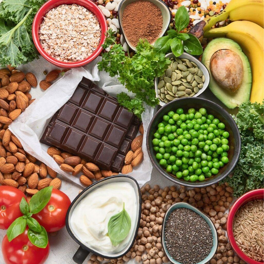 Jelovnik i recepti hrane bogate magnezijumom i gvozdjem - Za trudnice i mame