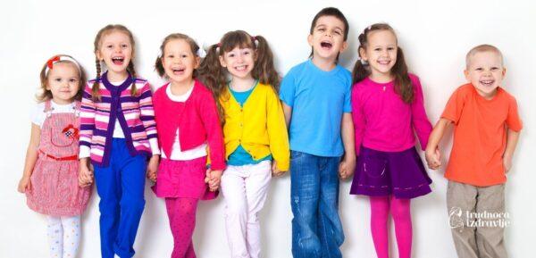Reedukacija psihomotorike deteta RPM, stimulacija razvoja za svu decu