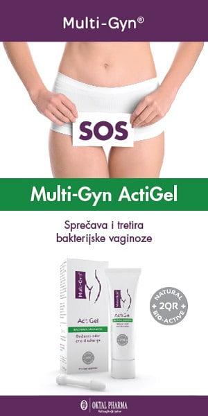 Oktal pharma - Multi-Gyn ActiGel