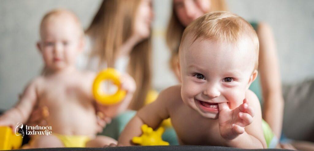Znaci da se treba obratiti defektologu - Od rođenja do 3. godine
